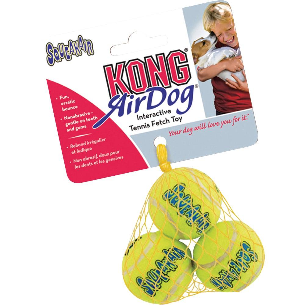 Hundelegetøj  Squeakair Kong®