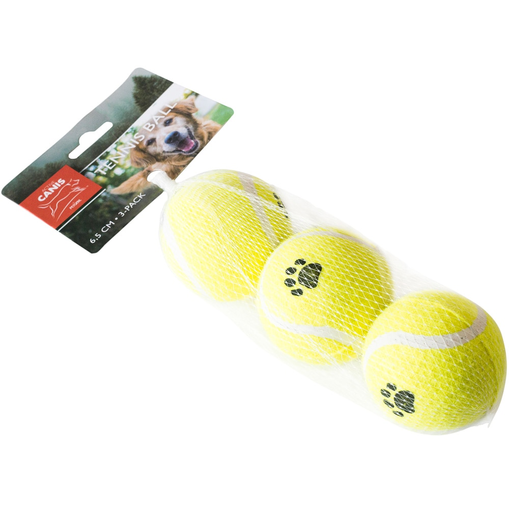 Tennisbold 3 stk.  Showmaster®