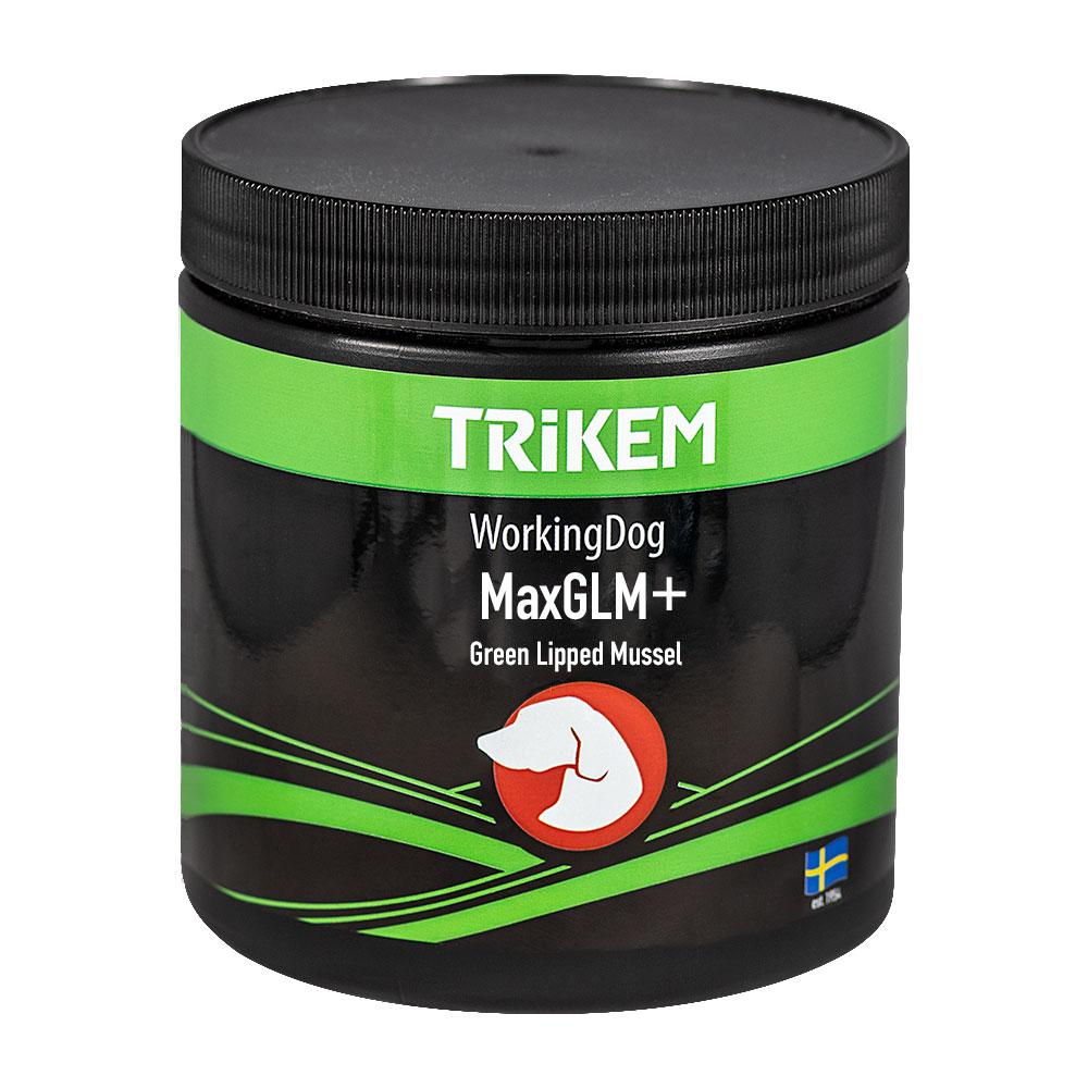 Tilskud  Working Dog Max GLM + Trikem