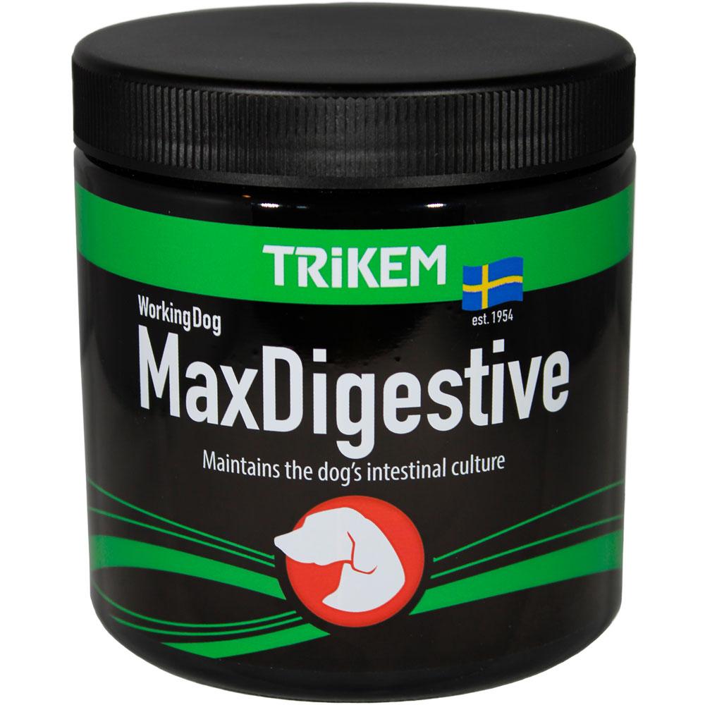 Tilskud  Working Dog Max Digestive Trikem