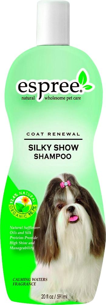 Hundeshampoo  Silky Show Shampoo Espree®