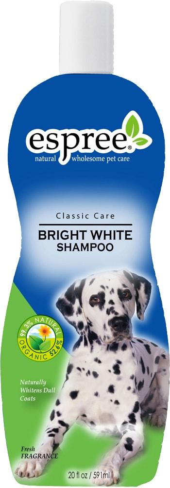 Hundeshampoo  Bright White Shampoo Espree®