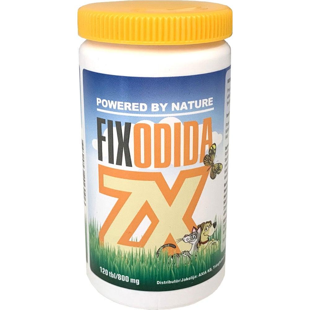 Flåtmiddel Tabletter Fixodida Zx Fixodida