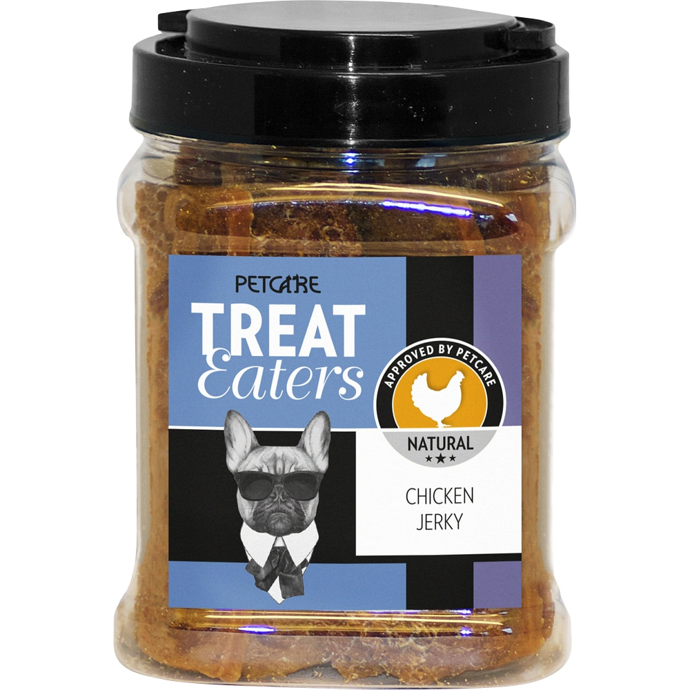 Tyggeben  Chicken Jerky Treateaters