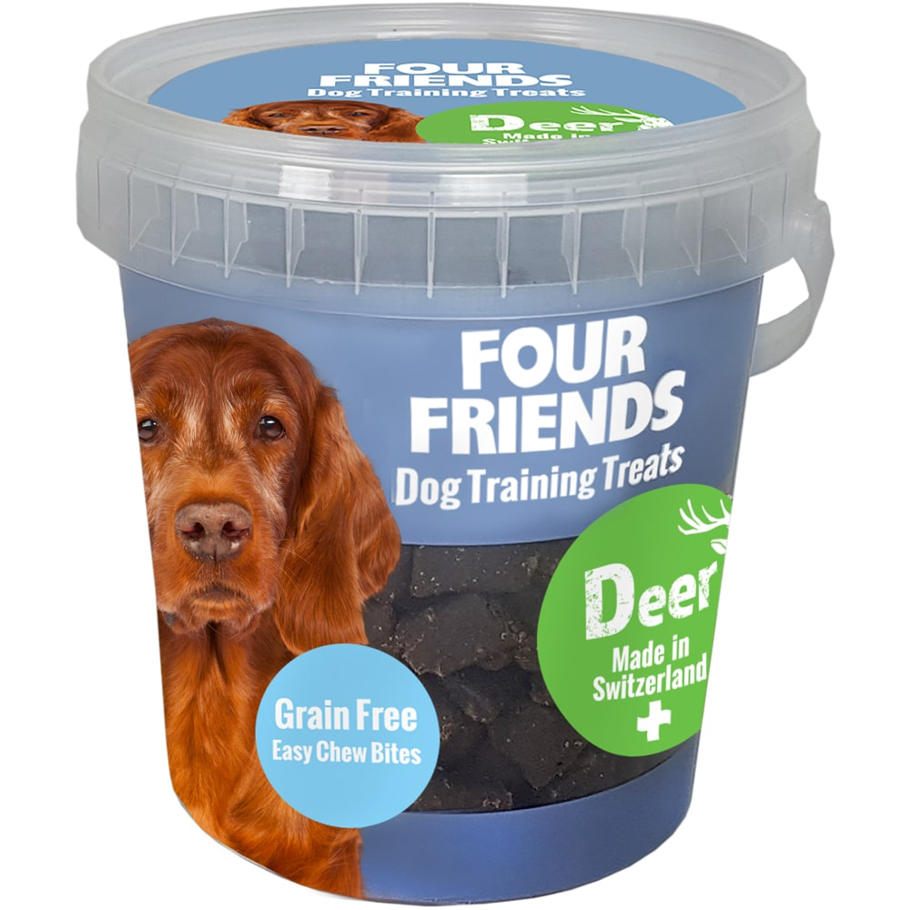 Hundegodbidder  Treats Deer FourFriends