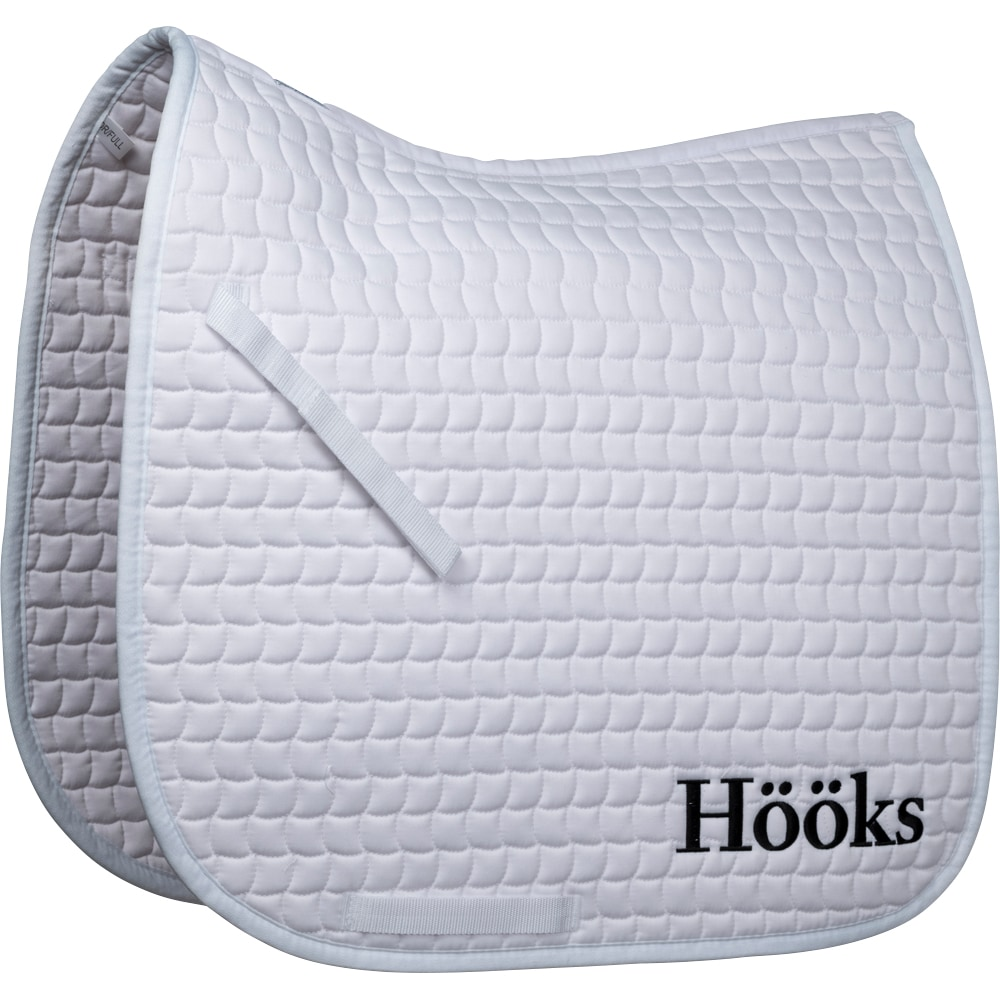 Dressurunderlag  Logo Hööks