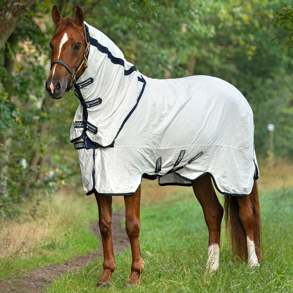 Eksemdækken  Rambo Natura Summer Sheet Horseware®