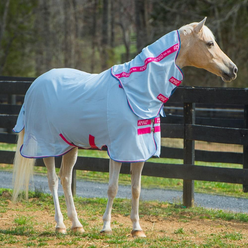 Fluedækken  Amigo Bug Rug Pony Horseware®