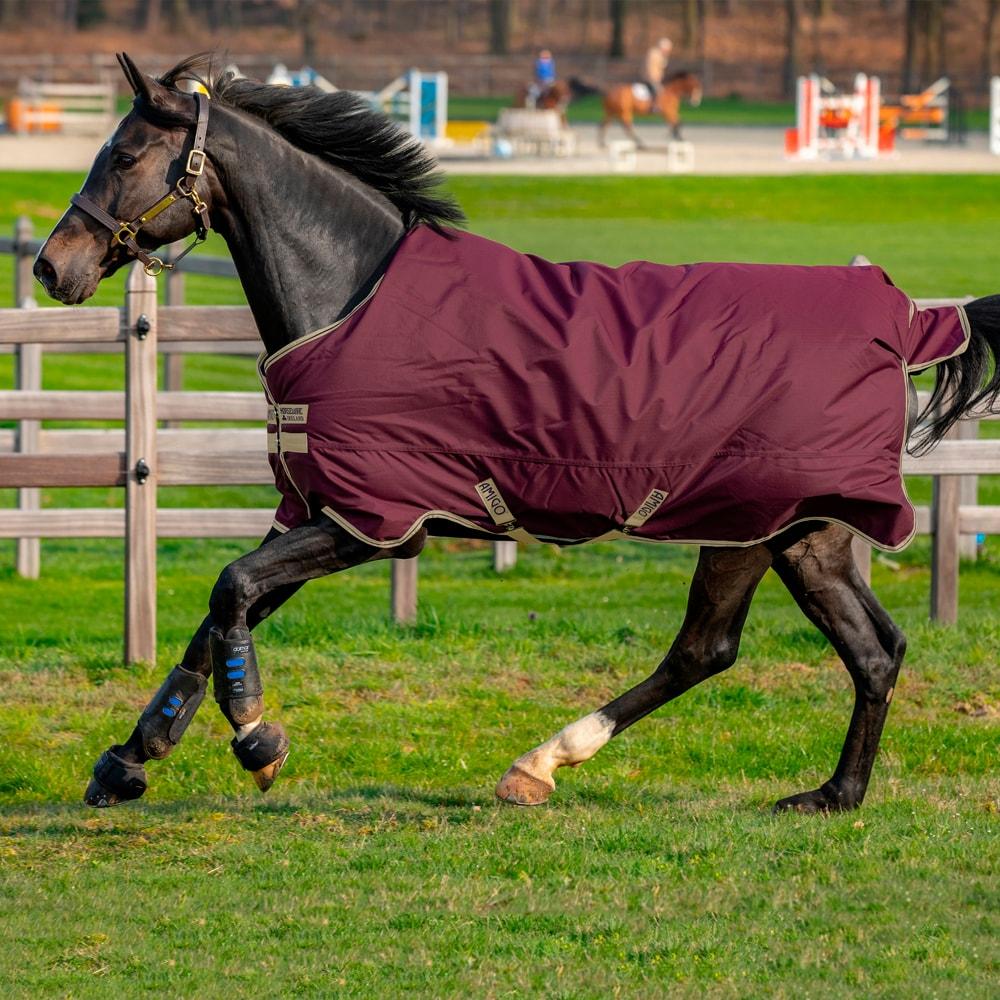 Regndækken  Amigo Hero Ripstop Lite Horseware®