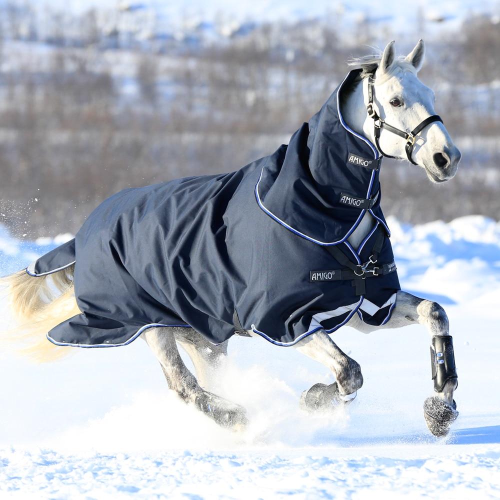 Vinterdækken  Amigo® Bravo Plus Heavy 400 Horseware®