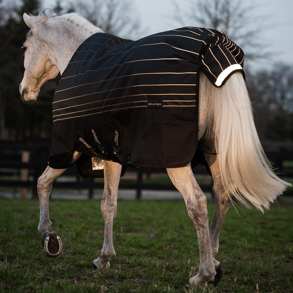 Vinterdækken  Amigo Bravo Reflectech Plus 250 Horseware®