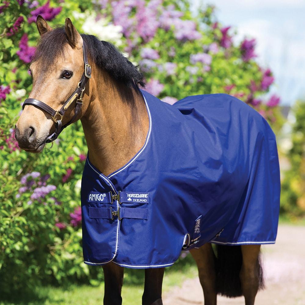 Regndækken  Amigo Hero 900 Pony Lite Horseware®