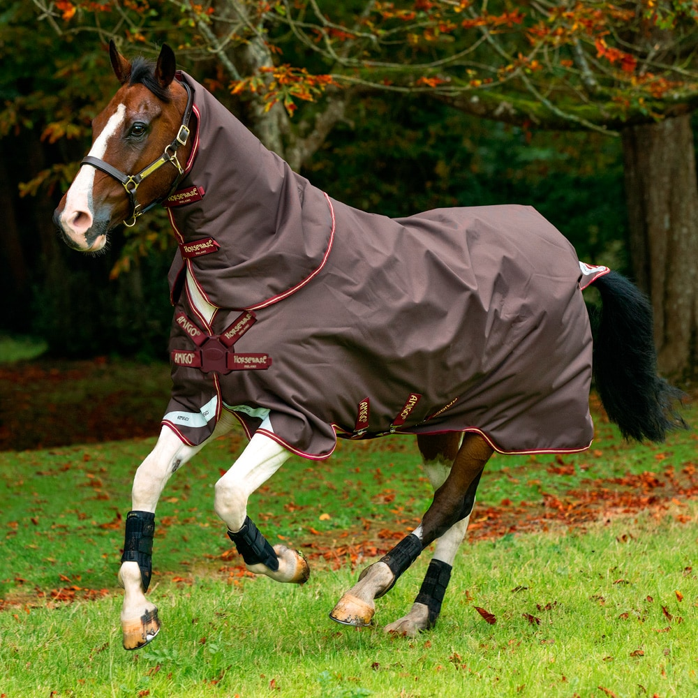 Udedækken  Amigo Bravo 12 Plus 100 Horseware®