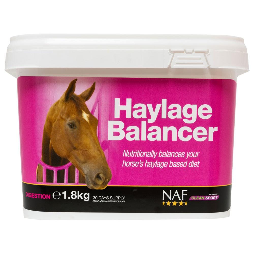 Tilskud  Haylage Balancer NAF