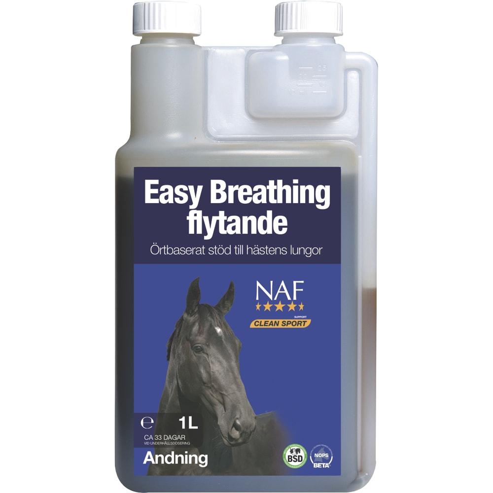 Tilskud  Easy Breathing NAF