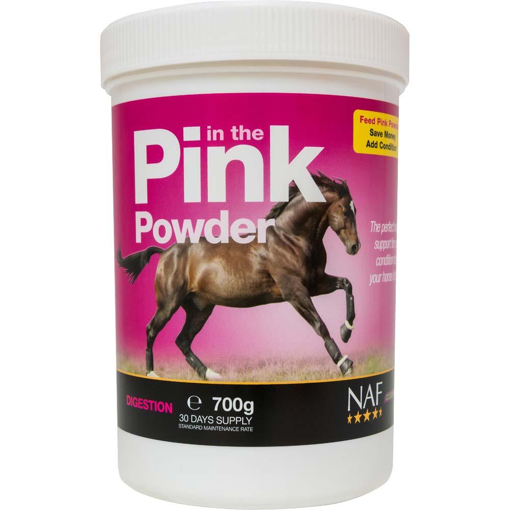Tilskud  In The Pink NAF