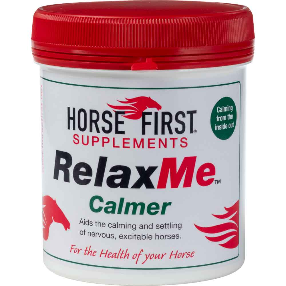 Tilskud  Relax Me 750 g HORSE FIRST®