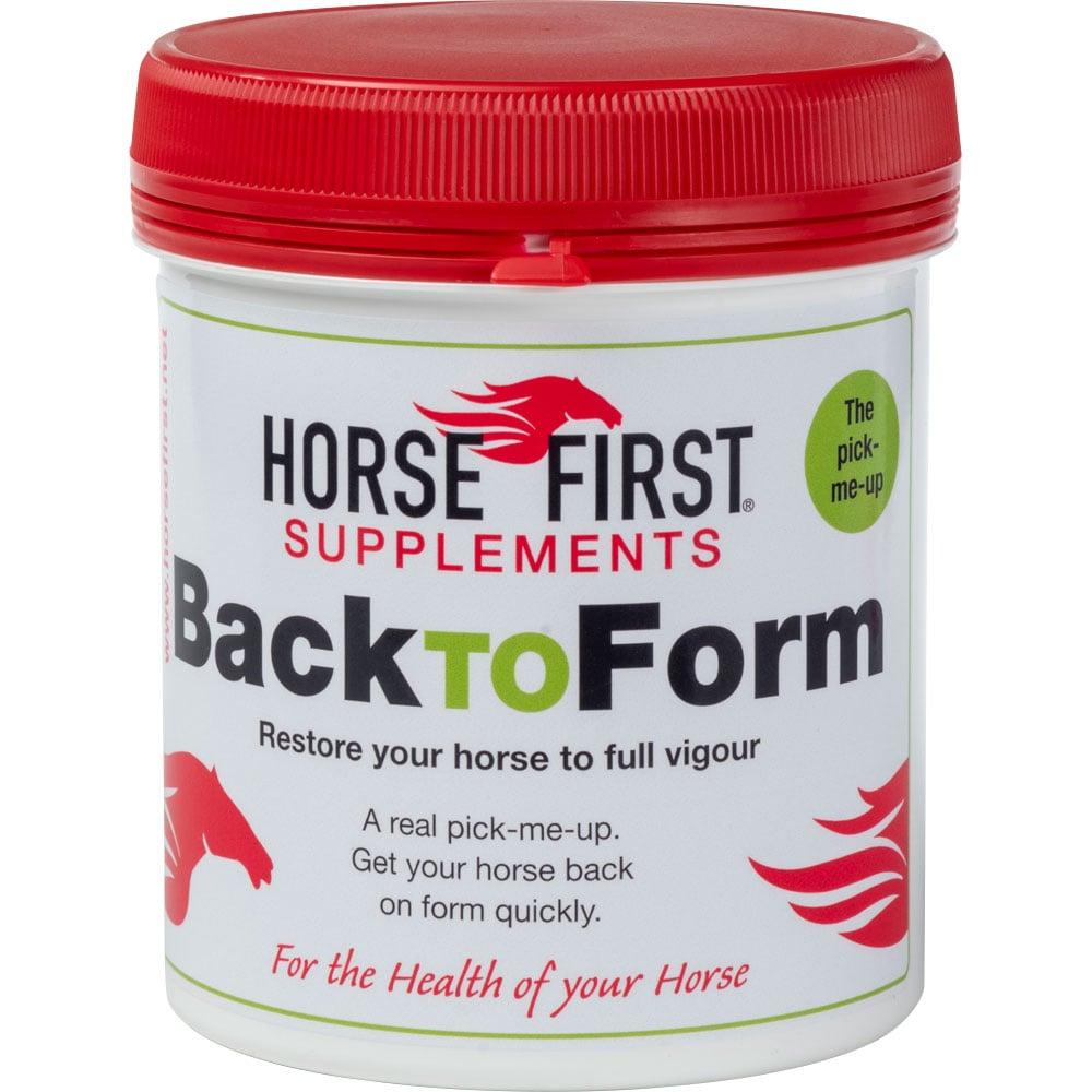 Tilskud  Back to Form 750g HORSE FIRST®