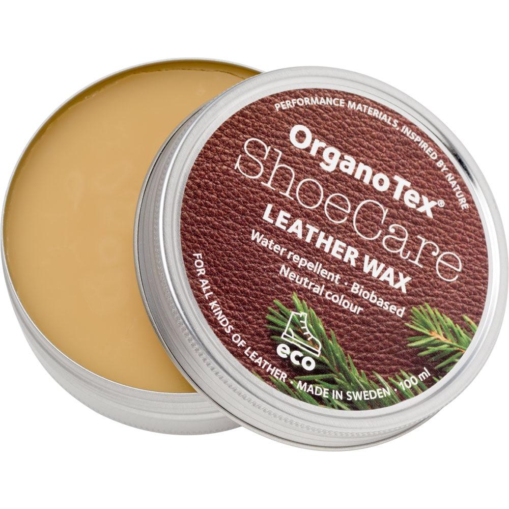 Skocreme  ShoeCare Leather wax Organo Tex