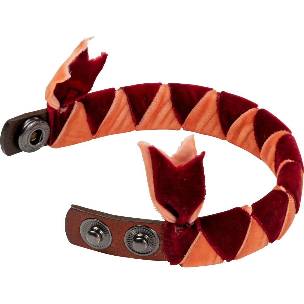 Armbånd Læder Shark tooth CRW®