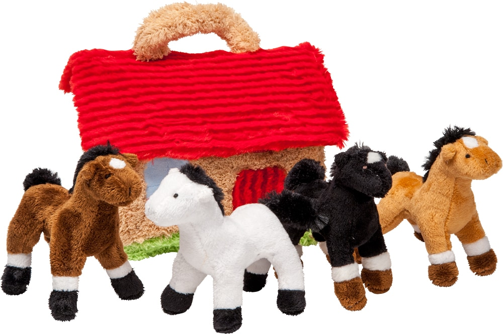 Legetøj Hest 4 Horses